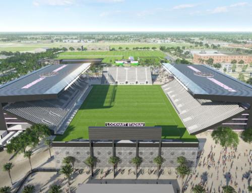 FE Scores BIG with Lockhart Stadium Commission